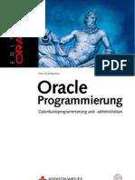 Oracle-Programmierung - Datenbankprogrammierung Und -Administration