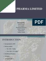 Kalyan Pharma Ltd.