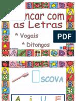 Letras Vogais e Ditongos