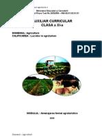 Agricultura Xi Amenajarea Fermei Agroturistice