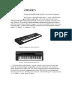 Bab 5 Keyboard