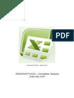 Microsoft Excel Conceptos Basicos