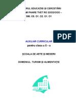 Daniela Andronache - Servicii Hoteliere