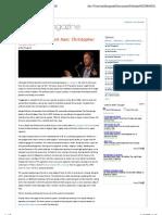 Flak Magazine   Christopher Hitchens, 01.08.08