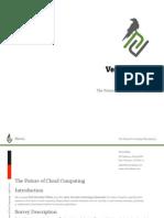 Maven-VentureBeat Cloud Computing Survey November 2011