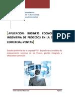 Caso Aplicacion - Sales Process Eng & Business Economics en Empresa Vxy
