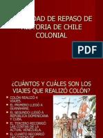 Chile en La Colonia Clase Con Pgtas y Respuestas