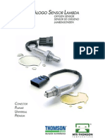 Catalogo Sensor Lambda