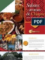 Recetario de Cocina Tradicional Chiapaneca, Chiapas Traditional Food Cuisine