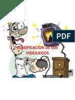 Clasificacion de Los Videjuegos