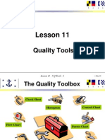 11 Lesson Quality Tools
