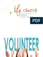 Volunteer Booklet