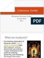 Museum, Collections, Exhibit