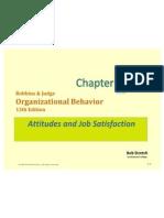 Values,Attitudes,Job Satisfaction