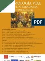 Flyer definitivo presentación libro victimología vial