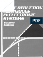 Henry Ott - Noise Reduction Techniques in Electronic Systems 2nd Edition 1988 Wiley Sons 0471850683