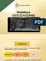 primeras civilizaciones (septimos años)