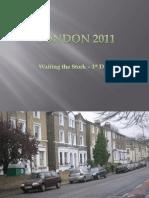 TRIP TO LONDON  - 1st Day - ( RICHMOND-Neighborhood )