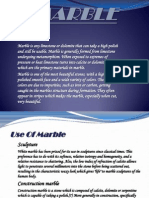 Marble Ppt