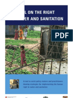 United Nations; Manual on the Right to Water and Sanitation