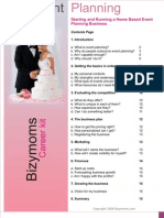Event Planner eBook