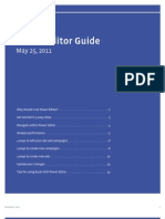 Power Editor Guide - May 25th, 2011