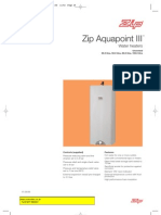 Zip Aquapoint 30-100