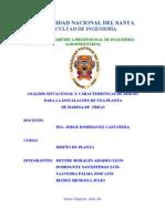 Analisis de La Industria Triguera y Harinera en El Peru