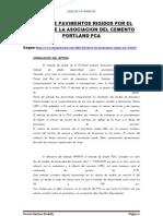 PAVIMENTOS RIGIDOS