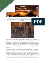 MARINO DE ARMAS - LA MASONERIA ESPAÑOLA Y LA CUBANA DE HOY