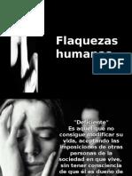 Flaquezas Humanas Sl11 Ofs