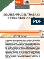 Secretaria del Trabajo y Prevision Social