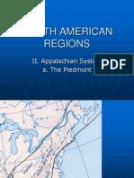 IIa.appalachian System Piedmont