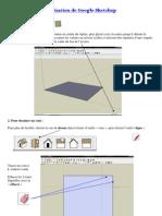 Aide Google Sketchup-2