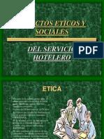 ASPECTOS ETICOS Y