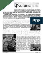 December 2011 Gleanings Supplement