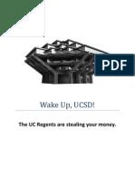Demystification of UC Budget