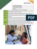 VES y VMT - Salud y Nutrición-Campañas de Salud