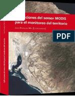 Aplicaciones del sensor MODIS para el monitoreo del territorio