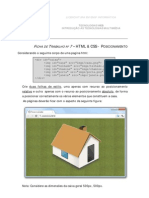 Ficha Trabalho 7 HTML CSS