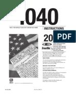1040 Instructions