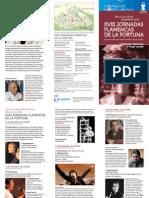 PDF Programa Jornadas Flamencas de La Fortuna