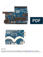 Datasheet Arduino Uno