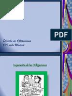 EXPOSICION DE OBLIGACIOMES
