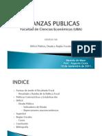 FP Reglas II-2011