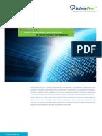 IntelePeer Cloud Communications Brochure