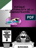 Enfoque Estructuralista de La Admin is Trac Ion 3