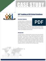VXI Case Study