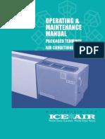 Ice Air PTAC Operating Manual
