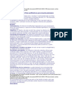 APP Corticosteroides Para Profilaxis Parto Prematuro